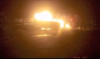 貨櫃車撞自強號引爆炸 受傷男大生提國賠竟只賠9萬元