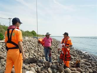 雲林垂釣人口多 海巡救生衣免費借保安全