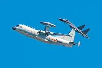 6月起持續飛進台灣西南空域 防空壓力日增 中共戰機全空層多架次進逼