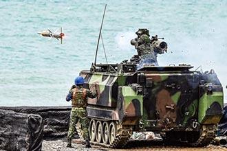 陸戰隊常駐東沙 代訓海巡官兵