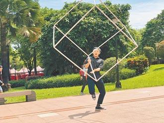 河濱公園 成街頭藝人新舞台