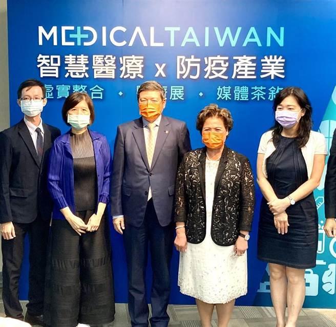 國際醫療展10月虛實整合登場。圖/李麗滿攝