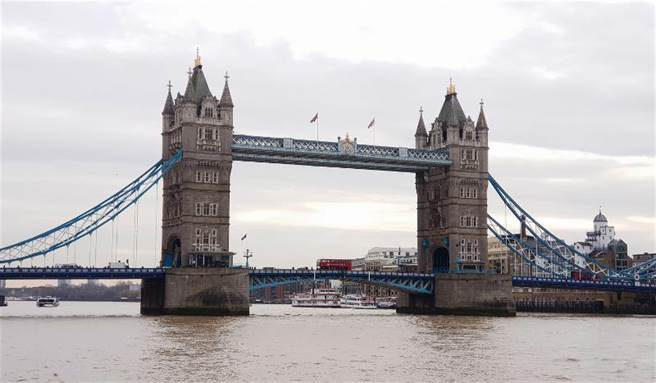 Minerva Schools體驗城市之一:英國倫敦。(圖/林格立攝)