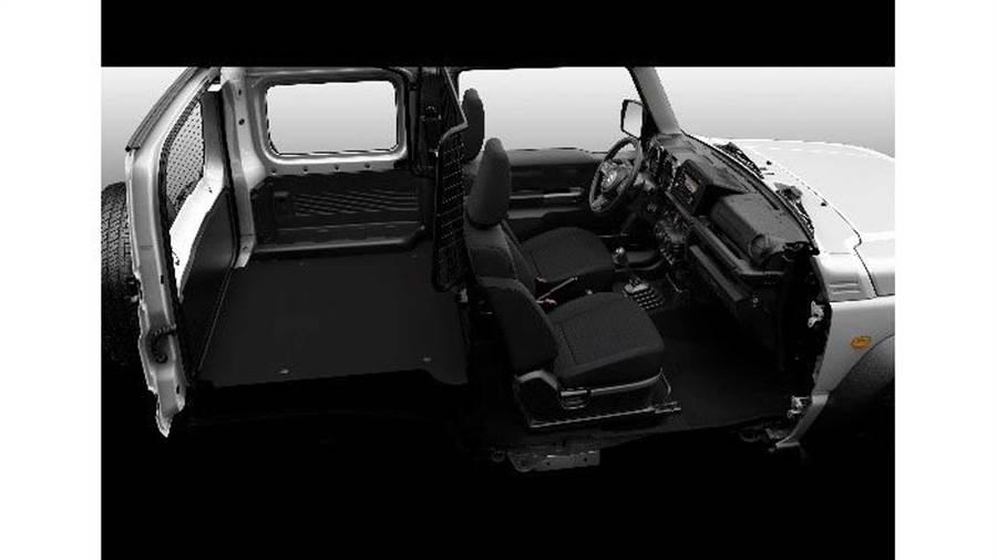 受 CAFE 法規影響,Suzuki Jimny LCV 商用車接替乘用規格持續於歐洲販售!