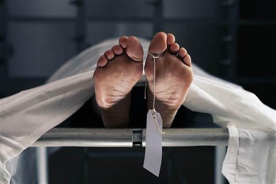 宣告死亡遺體突蹦出棺材復活,親友見狀嚇瘋。(示意圖/達志影像)