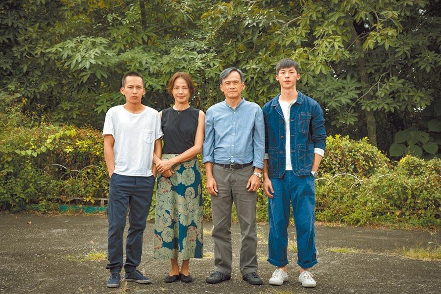 鍾孟宏導演的《陽光普照》入圍第14屆亞洲電影大獎7獎項。(甲上娛樂提供)
