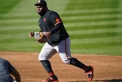 MLB》功夫熊貓打擊低迷 遭巨人隊釋出