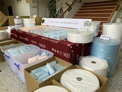 調查局破獲首座「國家隊地下工廠」 起出40萬片仿醫療級口罩 獲利逾500萬