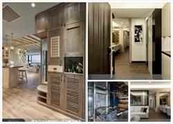 【2020 空間王者】動線規劃的8個提醒!小坪數也能一次擁有玄關、客餐廳、廚房、書房、臥房~