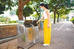 逾7成北市民 贊成街頭放垃圾桶