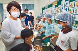 台東營養午餐 只用國產豬