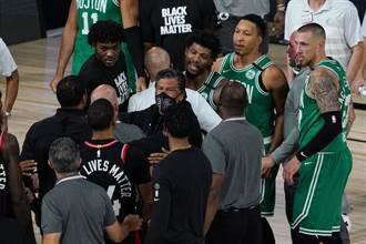 NBA》這沒偏袒?G6裁判報告全對綠軍不利