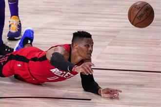 NBA》火箭連輸湖人3場 韋斯布魯克無語了