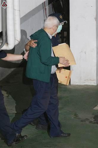 立委集體涉貪關鍵人李恆隆羈押1個月 北院裁定1千萬交保