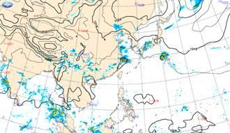 下一個颱風「紅霞」將形成 日本南方熱低壓蠢動