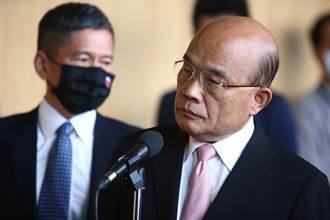 立院本周五開議 蘇貞昌將赴國會報告瘦肉精美豬進口