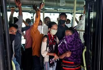 印度又增9.6萬多人染疫 再破全球單日最高紀錄