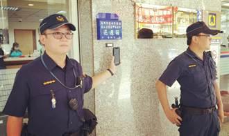 高市警試辦電子簽巡 優化維護治安效能