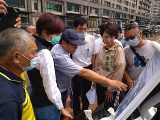 營建署長吳欣修全力支持改善南市淹水狀況 2億工程預算納前瞻2.0