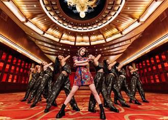 楊丞琳一圓唱跳歌手夢!「中空上陣」突破20年來最大尺度