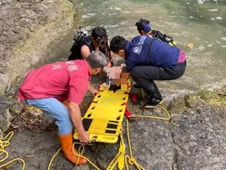 21歲消防系男學生遊青雲瀑布溺水 救起時已無呼吸心跳