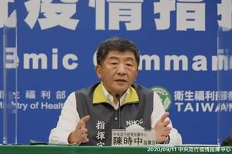 蔣萬安當選衛環委員會召委 陳時中:這兩天就會展開拜會