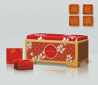 肯茂企業x金格食品 打造創意中秋禮盒