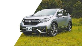 試駕報告-Honda CR-V 1.5 S 霸氣中的精緻