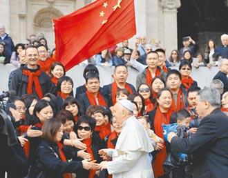 中梵主教任命協議 將續簽2年