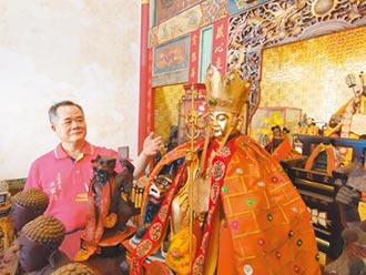 9月13日地藏王菩薩夜巡 麻豆迎暗藝