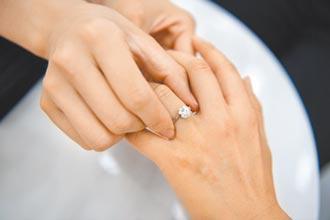不在乎天長地久 陸離婚率連升15年