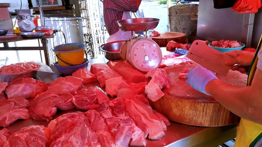 一名網友表示自己上市場購買雞肉,向老闆確認價格後竟反被嗆買不起別吃。(圖取自達志影像/示意圖非當是事店家)