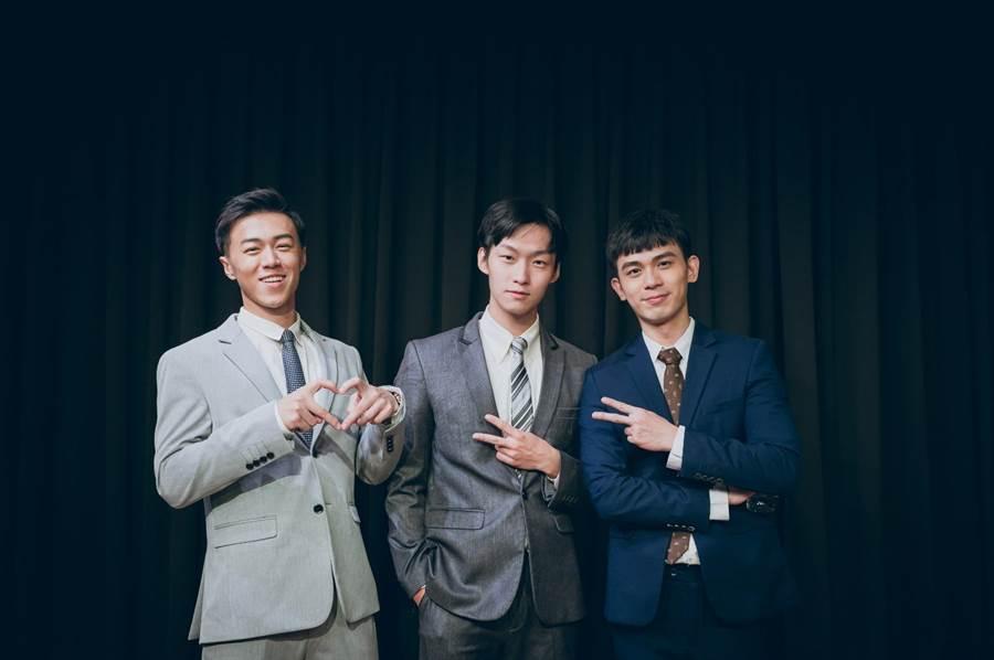 艾迪昇3演員讓許多知名導演、製作人及編劇驚豔。(艾迪昇傳播提供)