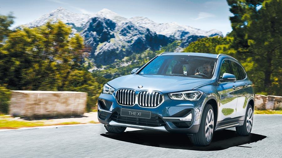 入主全新BMW X1即享0頭款、0首付專案,再限時加碼4次保養與1年乙式全險。