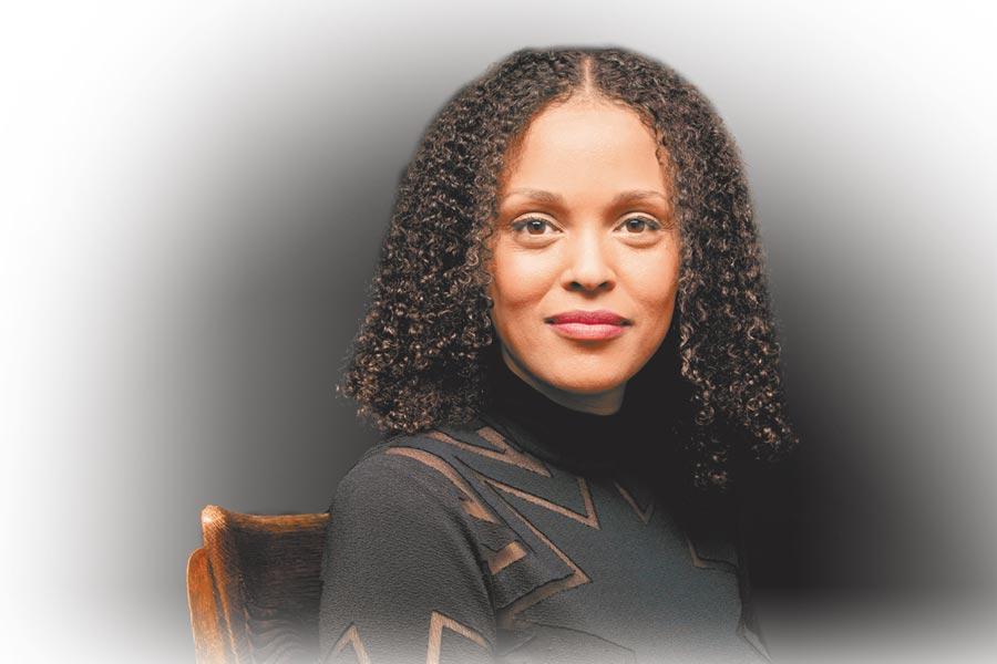 潔思敏.沃德是唯一一位兩度獲得美國國家圖書獎小說獎的黑人女作家。(時報出版提供,BeowulfSheehan)