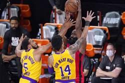 NBA》火箭為何連敗 教練:哈登被堵死了