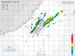 吳德榮:鋒面掠過北台 週末北台多雨