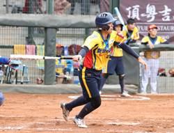 企業女壘》台北開幕戰 潘竹瑜本季首獲MVP