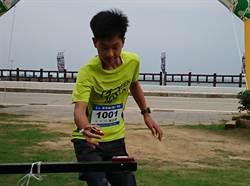 馬祖西莒幸運地   15歲謝品昇菁英組首冠