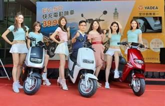 EV-50輕型電動車上市 試乘即送咖啡券