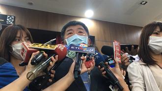蔣萬安若選台北市長 陳時中:會是個強勁的候選人