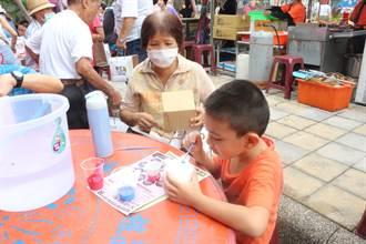 公館千人彩繪陶瓷  創意市集連續兩周末登場