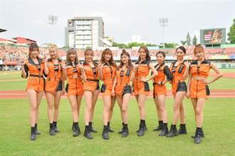 中職》迎接獅吼音樂祭 Uni Girls新服裝亮相