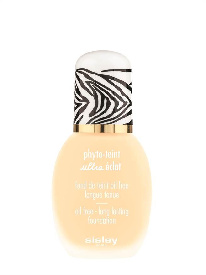 Sisley輕羽淨亮保養粉底液#0 嫩白30ml,3200元。(Sisley提供)