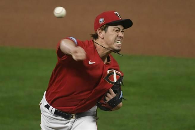 前田健太拿下第5勝,投球內容優異。(美聯社)