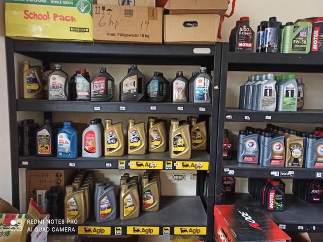 國內知名機油盤商易油網,近年盤點庫存時屢發現商品短缺上千萬元,警方查出竟是員工監守自盜。(翻攝照片/林郁平台北傳真)