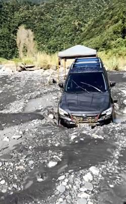 南投電廠無預警放水沖走4露營客 尋獲7歲男童遺體