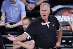 NBA》七六人想找丹托尼執教 主因是哈登?
