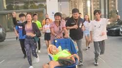 胡瓜《大集合》首次帶明星們路跑 見小比母子有感「珍惜每一刻」