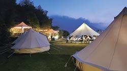 台北亞都麗緻、山思雲想 跨業推城市露營雙體驗住宿